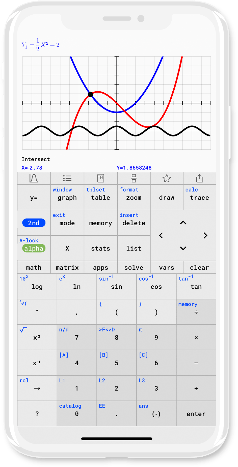 Graphing Calculator Pro & TI-84 Manual - Graphing Calculator
